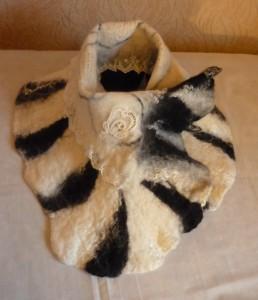 капустный шарфик